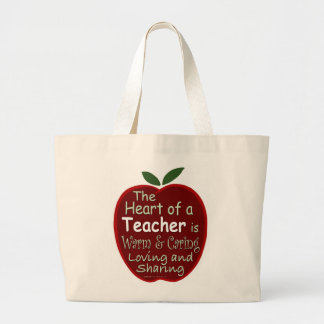 Corazón de una bolsa de asas del profesor