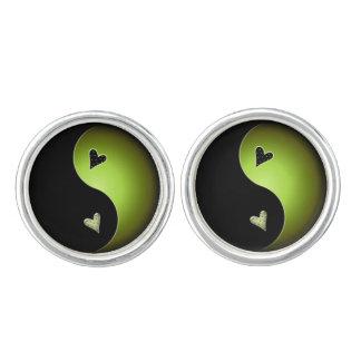 corazón de yang del yin - cal mancuernillas