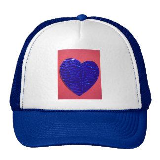 Corazón del amor gorro de camionero