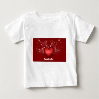 corazón del amor polera