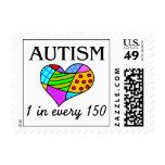 Corazón del autismo envio