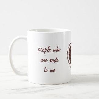 corazón del café taza de café