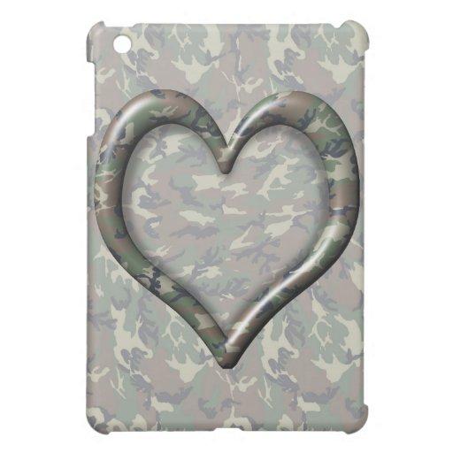 Corazón del camuflaje - arbolado