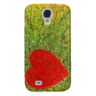 Corazón del caso del iPhone de la esperanza