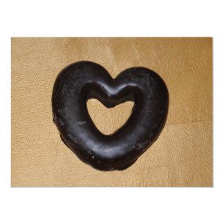 Corazón del chocolate comunicados personales