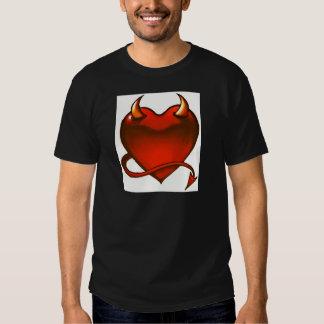 Corazón del diablo remeras