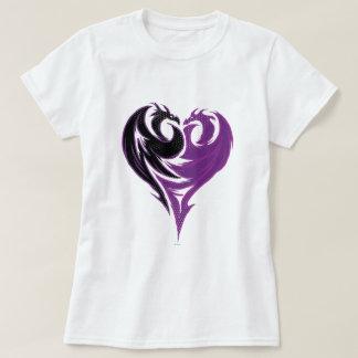 Corazón del dragón del Mal Playera