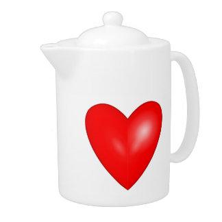 Corazón del el día de San Valentín