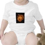 corazón del fuego trajes de bebé