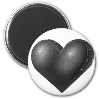 Corazón del hierro imán para frigorifico