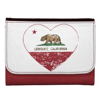 corazón del lemoore de la bandera de California ap