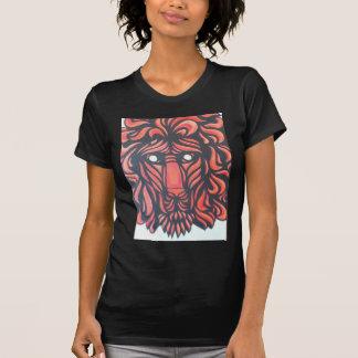 Corazón del león camiseta