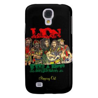 Corazón del león, reggae samsung galaxy s4 cover