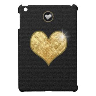 corazón del oro, estilo de las joyas