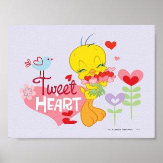 Corazón del pío póster