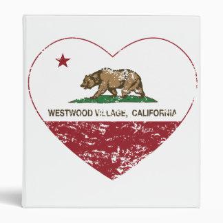 """corazón del pueblo del westwood de la bandera de carpeta 1"""""""