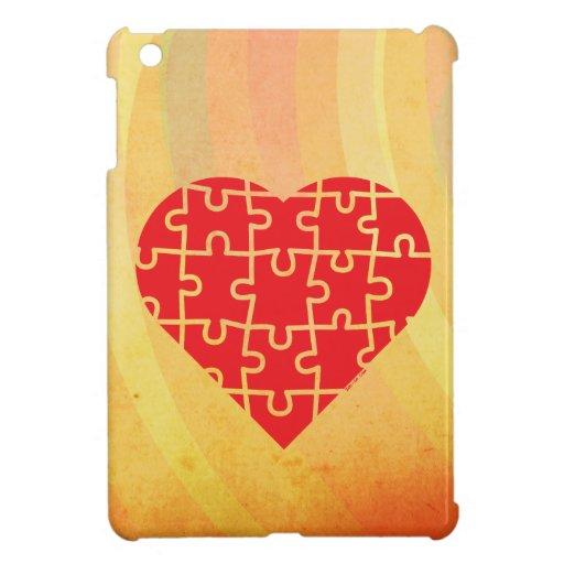 Corazón del rompecabezas