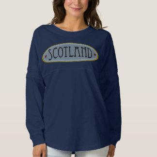 Corazón del tartán de Escocia