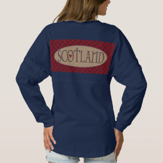 Corazón del tartán de Estuardo del escocés
