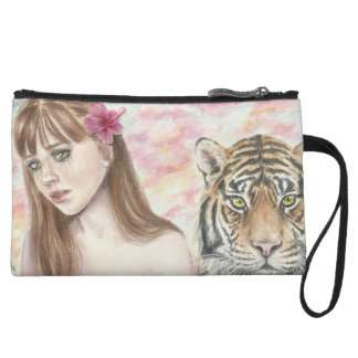 Corazón del tigre por el arte de Deanna Bach