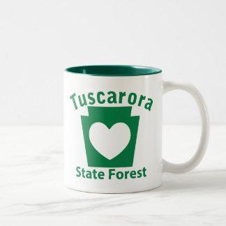 Corazón del Tuscarora SF - taza