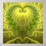 Corazón del universo poster