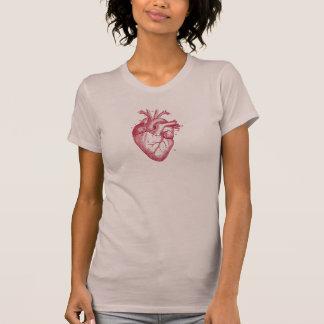 Corazón del vintage - anatomía t-shirt