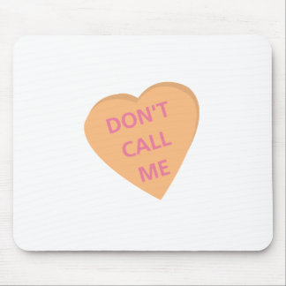 """Corazón divertido de la conversación: """"No me llame Mouse Pads"""