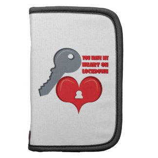 Corazón en Lockdown Planificadores