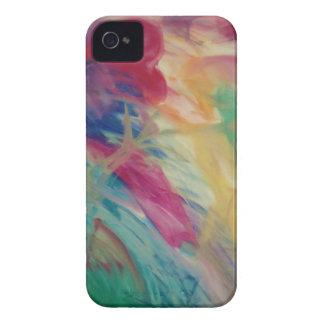 Corazón en una ráfaga Case-Mate iPhone 4 protector