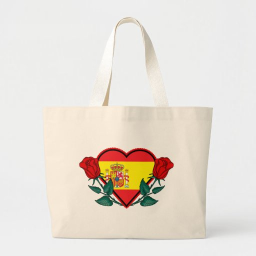 Corazón España Bolsas