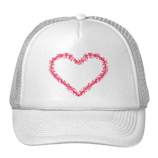 corazón gorras de camionero