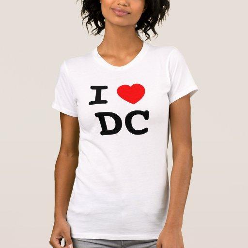 corazón, I, DC Playera