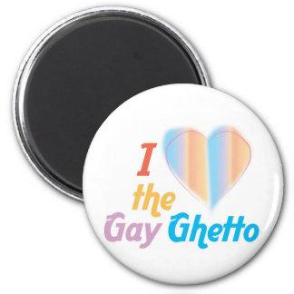 Corazón I el ghetto gay Imán Redondo 5 Cm