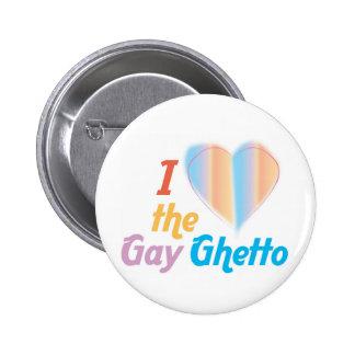 Corazón I el ghetto gay Pins