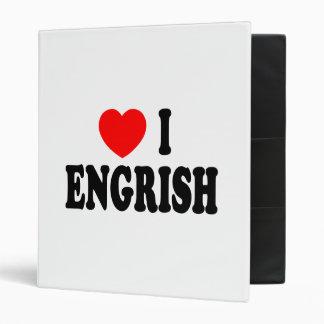 "Corazón I Engrish Carpeta 1"""