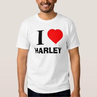corazón, I, HARLEY Playera