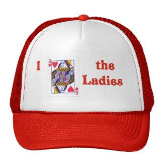corazón i las señoras gorras