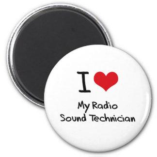 Corazón I mi técnico sano de radio Iman De Nevera