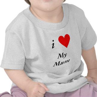Corazón, i, My Mum Camiseta
