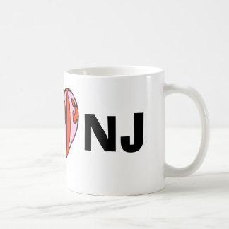 corazón, I, NJ Taza