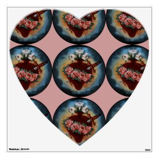 Corazón inmaculado de Maria Vinilo