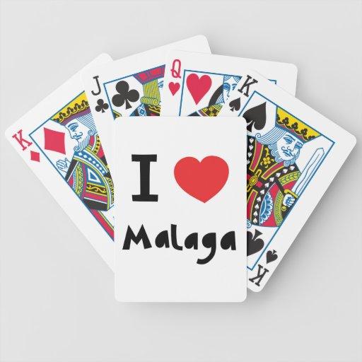 Corazón Málaga Cartas De Juego