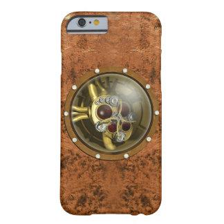 Corazón mecánico de Steampunk Funda De iPhone 6 Barely There