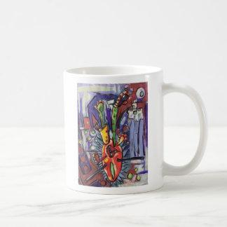 corazon mechanica coffee mug