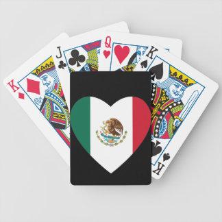 Corazón mexicano baraja