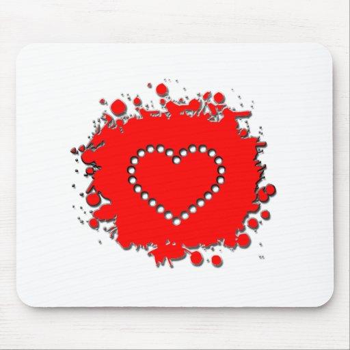 Corazón Mouse Pads