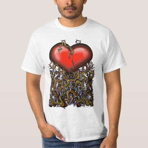 Corazón-n-Espinas Polera