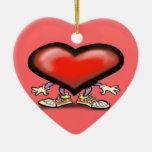 Corazón Ornamente De Reyes
