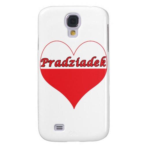 Corazón polaco de Pradziadek